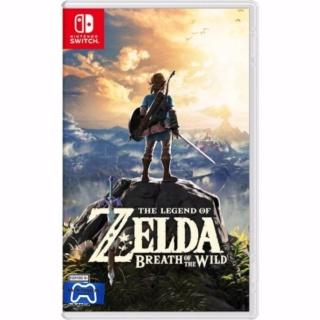 Đĩa Game Nintendo Switch The Legend Of Zelda Breath Of The Wild - Eng Jp thumbnail
