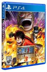 Giá Bán Rẻ Nhất Đĩa Game One Piece Pirate Warriors 3 Danh Cho Ps4