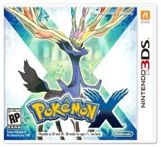 Ôn Tập Đĩa Game Pokemon X Cho May Nintendo 3Ds
