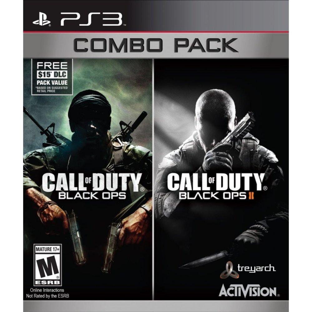 Đĩa Game Ps3 Call Of Duty: Black Ops Combo Pack