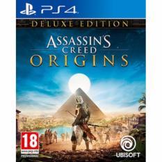 Bán Đĩa Game Ps4 Assassin S Creed Origins Deluxe Edition