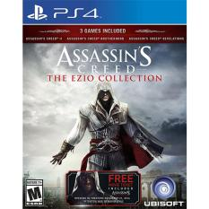 Giá Bán Đĩa Game Ps4 Assassin S Creed The Ezio Collection Ps4 Hà Nội
