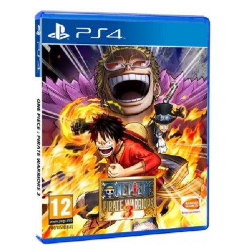 Đĩa Game Ps4 Bandai Namco Games One Piece Pirate Warriors 3