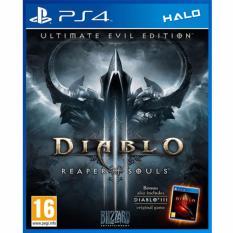 Giá Bán Đĩa Game Ps4 Diablo Iii Reaper Of Souls Ultimate Evil Edition Phien Bản Eur Vietnam