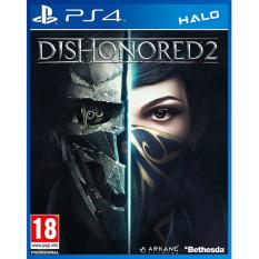 Bán Đĩa Game Ps4 Dishonored 2 Mới