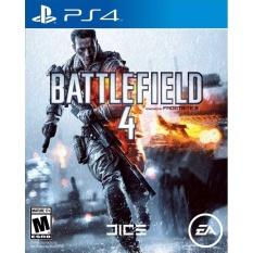 Ôn Tập Trên Đĩa Game Ps4 Electronic Arts Battlefield 4 Ps4