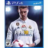 Bán Đĩa Game Ps4 Fifa 18 Phien Bản Us Electronic Arts