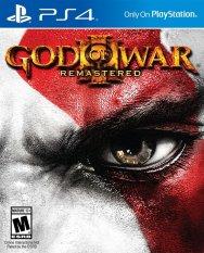 Ôn Tập Đĩa Game Ps4 God Of War 3 Remastered Mới Nhất