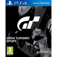 Cửa Hàng Đĩa Game Ps4 Gran Turismo Sport Trực Tuyến