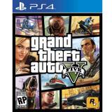 Đĩa Game Ps4 Grand Theft Auto V Gta 5 Sony Chiết Khấu 30
