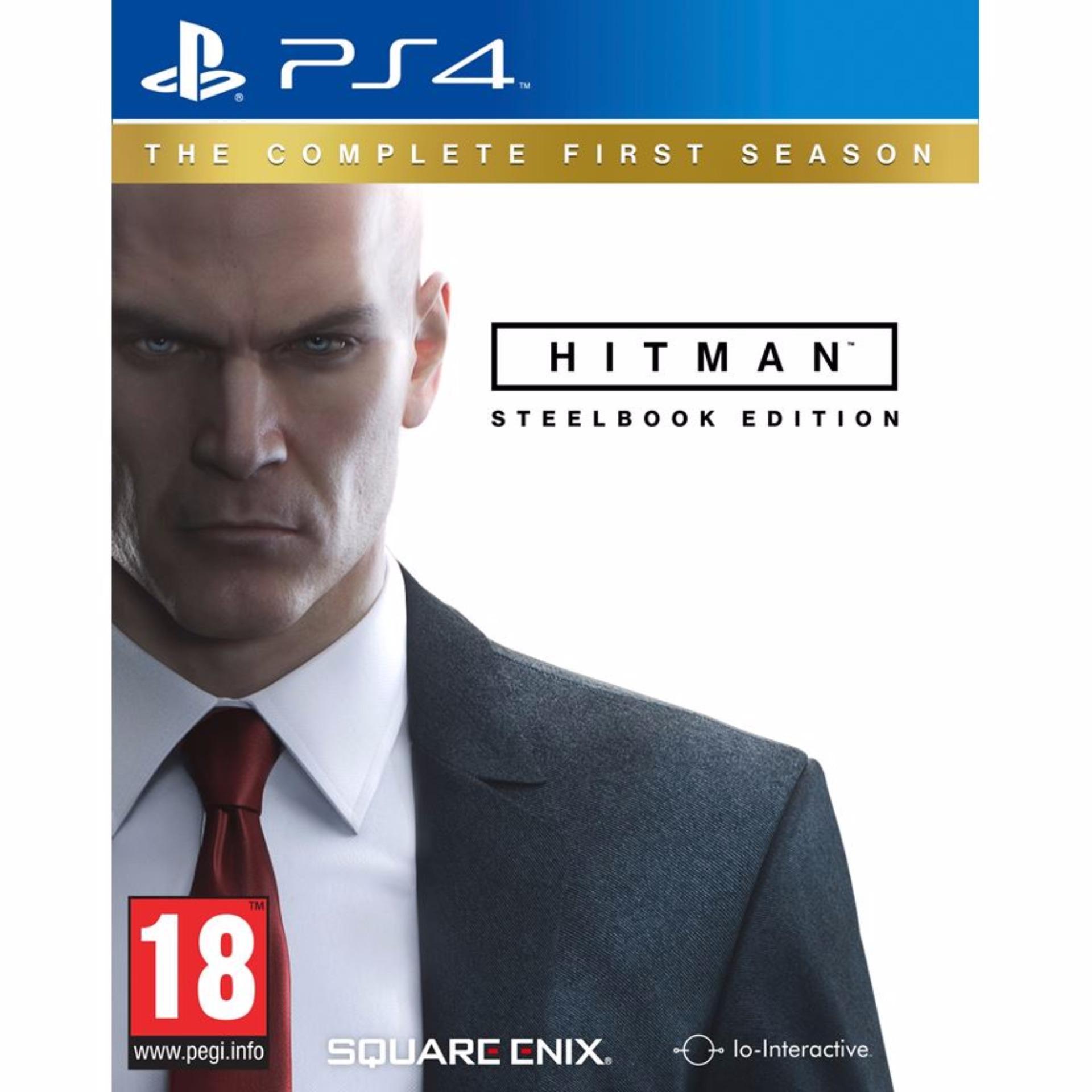 Đĩa Game Ps4 Hitman The Complete First Season