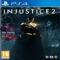 Hình ảnh Đĩa Game PS4 - Injustice 2