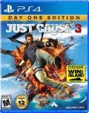 Giá Bán Đĩa Game Ps4 Just Cause 3 Xanh Square Enix Mới