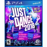 Bán Đĩa Game Ps4 Just Dance 2018 Phien Bản Us Có Thương Hiệu Nguyên