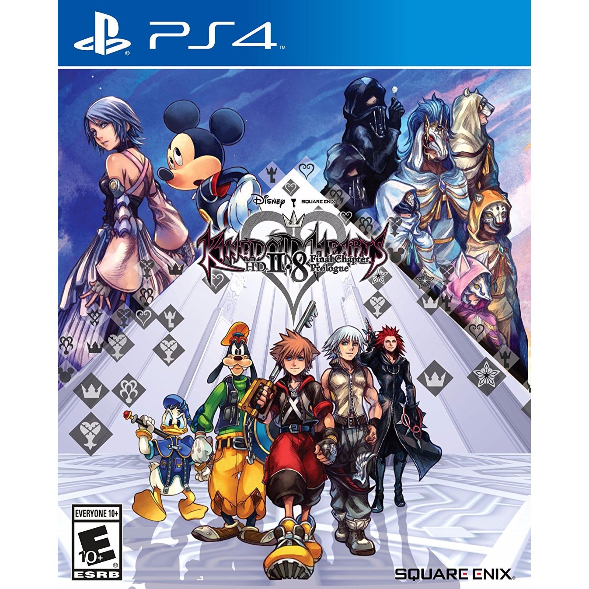 Đĩa Game Ps4 Kingdom Hearts Hd 2.8 Final Chapter Prologue