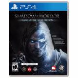 Mua Đĩa Game Ps4 Middle Earth Shadow Of Mordor Rẻ Trong Vietnam