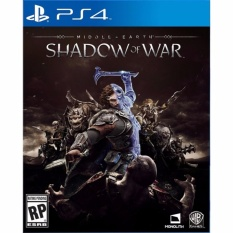 Đĩa game PS4: Middle Earth : Shadow Of War