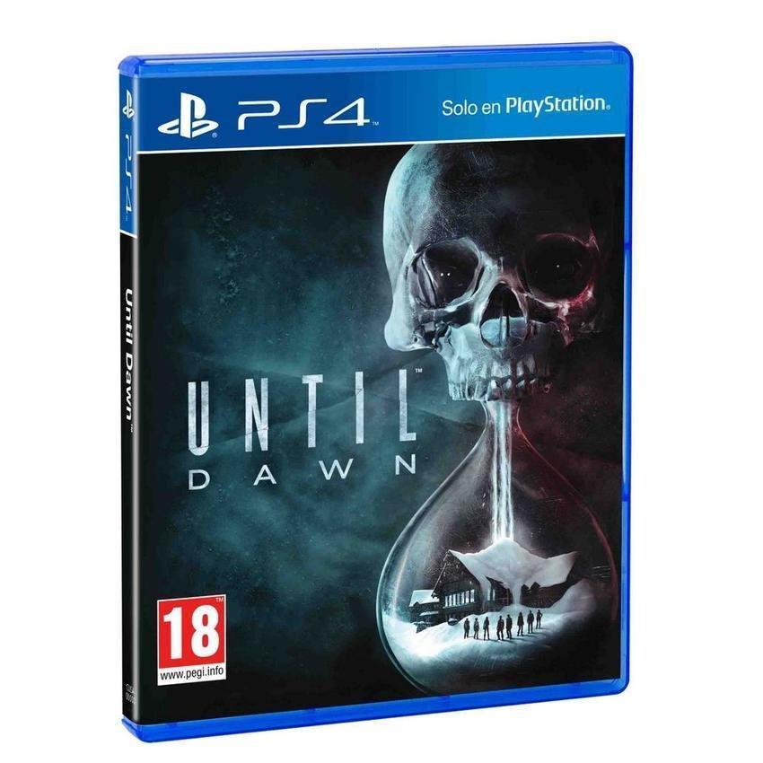 Đĩa Game Ps4 Sony Until Dawn