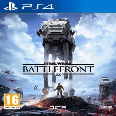 Ôn Tập Trên Đĩa Game Ps4 Star Wars Battlefront