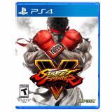 Bán Đĩa Game Ps4 Street Fighter V Mới