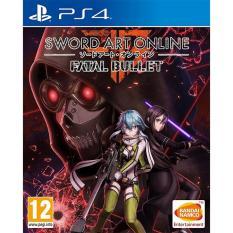 Đĩa Game Ps4 Sword Art Online Fatal Hà Nội Chiết Khấu 50