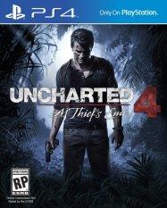Hình ảnh Đĩa Game PS4 - Uncharted 4: A Thiefs End