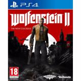 Giá Bán Đĩa Game Ps4 Wolfenstein Ii The New Colossus Ps4 Mới