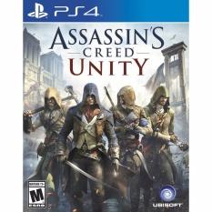 Hình ảnh Đĩa game PS4:Assassin's Creed Unity