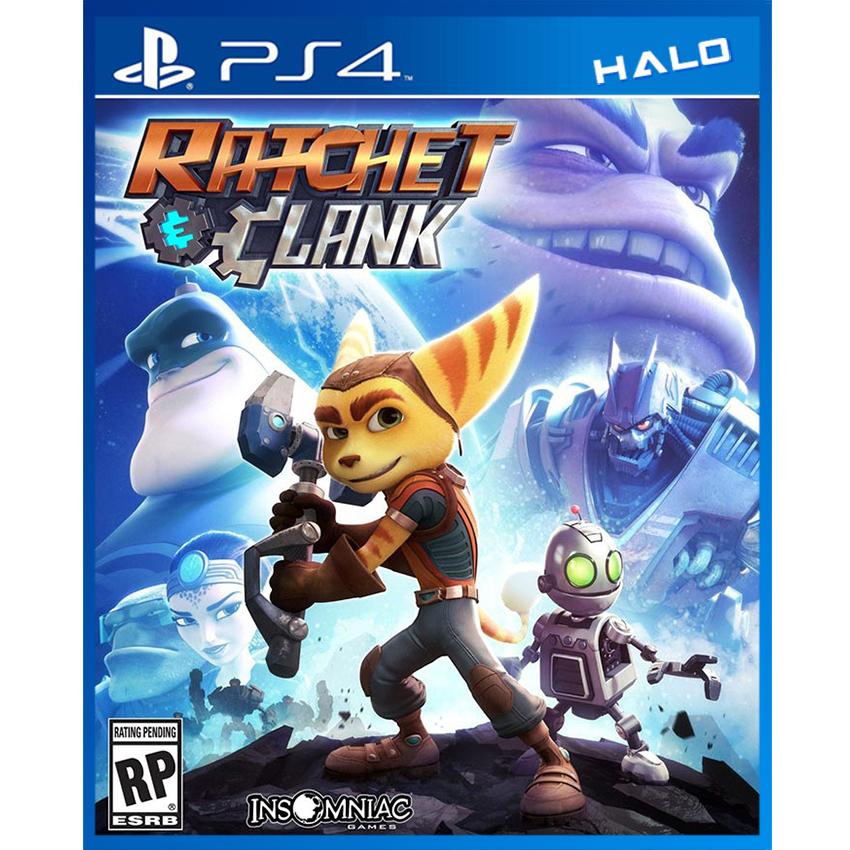 Đĩa Game Ratchet Clank