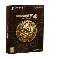 Giá Bán Đĩa Game Sony Computer Entertainment Uncharted 4 A Thiefs End Special Edition Danh Cho Ps4 Mới