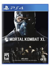 Đĩa game Sony PS4 Mortal Kombat XL