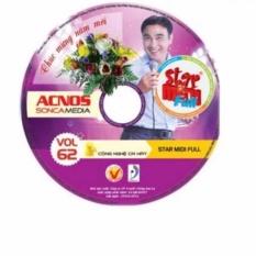 Bán Đĩa Karaoke Vi Tinh Acnos Mới Nhát Vol 62 F Đĩa Tim Hồ Chí Minh
