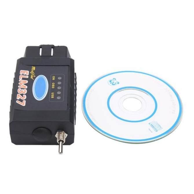 Hình ảnh Công Cụ chẩn đoán Forscan Ford ELM327 Bluetooth OBD2 CÓ THỂ Quét Không Dây Công Tắc-quốc tế