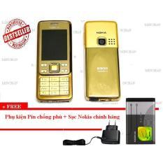Giá Bán Điện Thoại 6300 Mau Vang Đồng Main Zin Bảo Hanh 1 Đổi 1 Mới