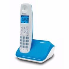 Hình ảnh Điện thoại bàn không dây Uniden AT4101 Trắng - Xanh