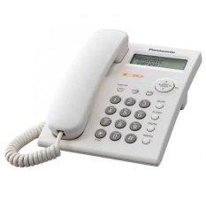 Hình ảnh Điện thoại bàn Panasonic KX-T37 (Trắng)