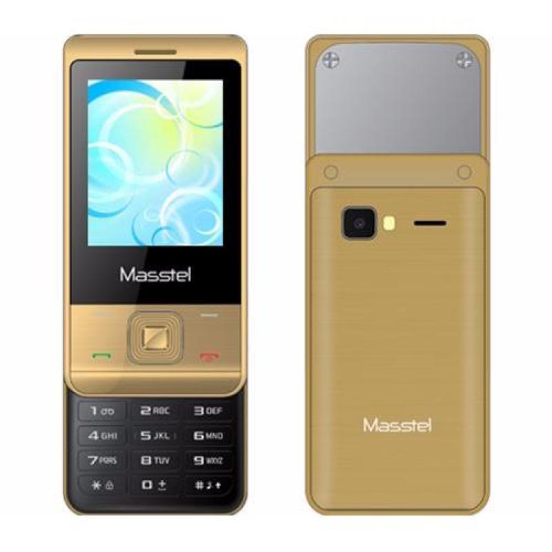 Điện thoại Masstel F15 Mh 2.2 inch Thiết kế dạng trượt- Bảo hành 12 tháng
