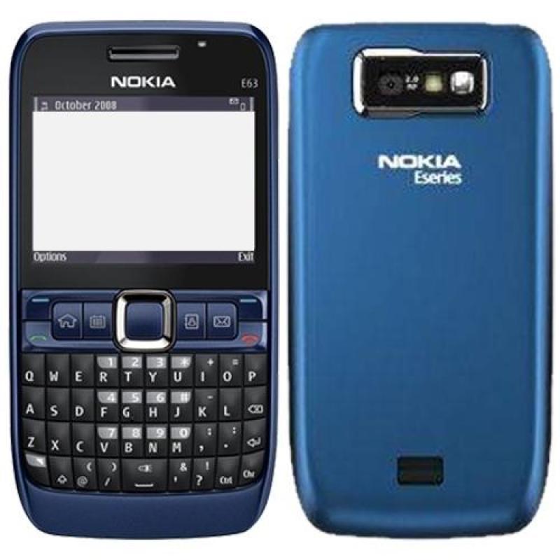 Điện thoại Nokia E63 zin kèm tai nghe