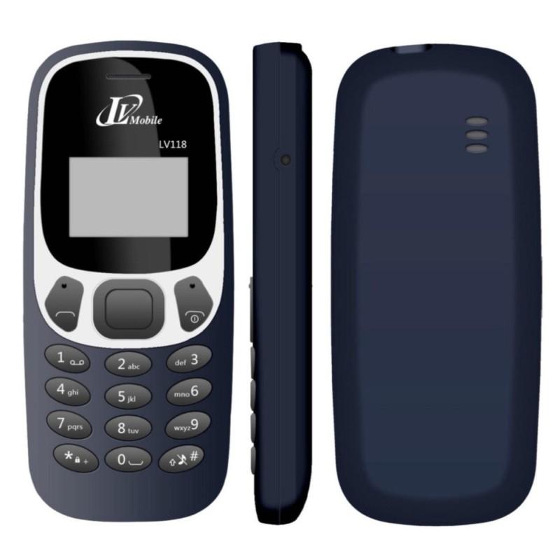 Điện thoại LV118 RẺ BỀN 4 MÀU (ẢNH THẬT SHOP CHỤP) Chính Hãng BH 1 năm