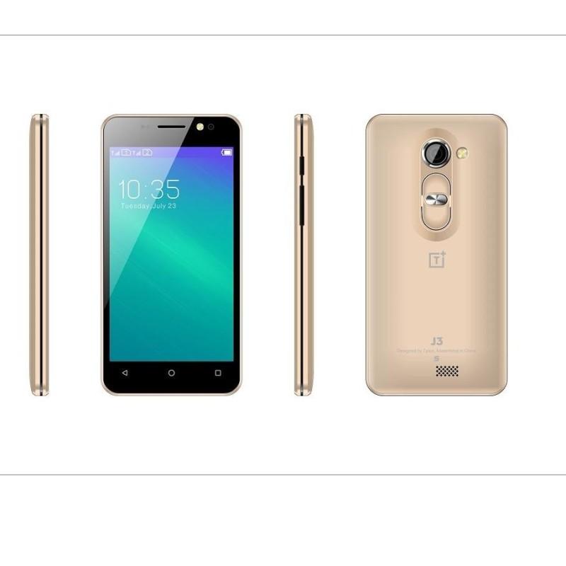 Điện thoại Smartphone Tplus J3S 2 sim 4GB MH 4.5 inch+ Tặng kèm ốp lưng ( Bảo hành 12 tháng)