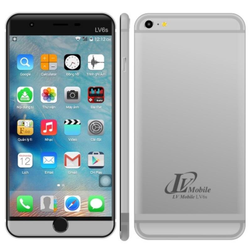Smartphone 2 SIM màn hình 5.5 LV6s bảo hành 1 năm