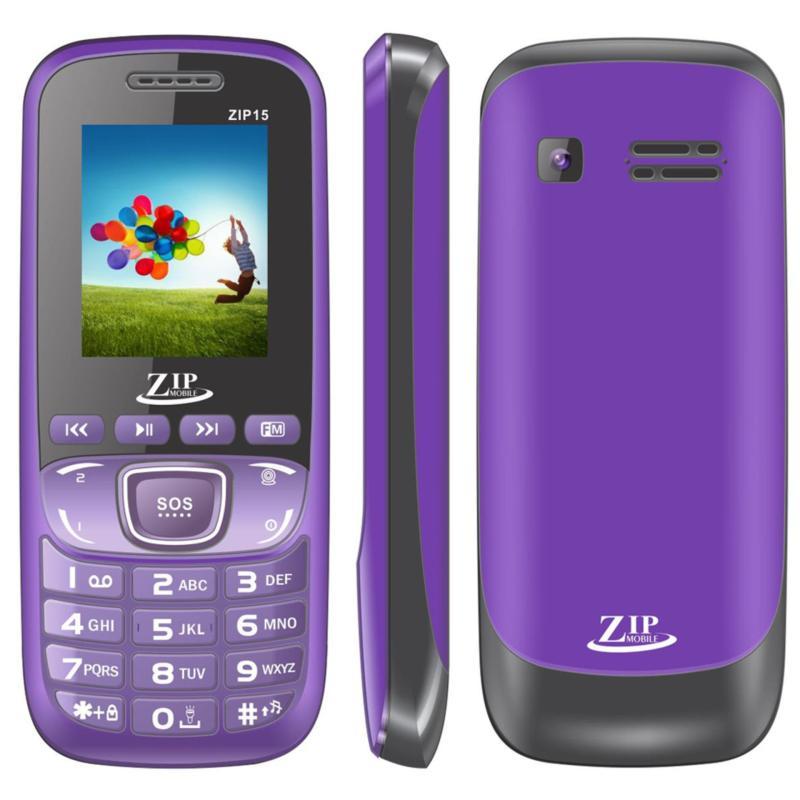 Điện Thoại ZIP15 - 2 SIM - Giá Rẻ