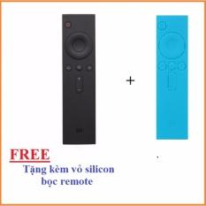 Bảng giá Điều khiển hồng ngoại XIAOMI cho Mibox & MiTV  tặng kèm bao silicon