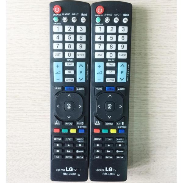 Bảng giá Điều khiển tivi LG RM-L930