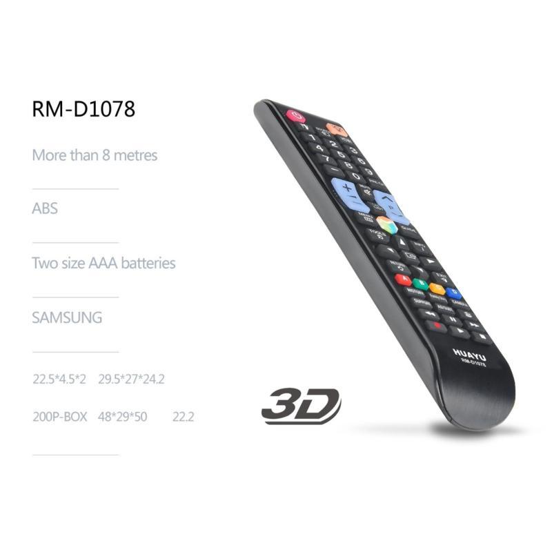 ĐIỀU KHIỂN TV SAMSUNG ĐA NĂNG D1078+ chính hãng