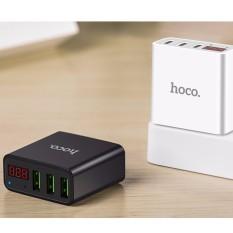 Bán Dock Sạc Nhanh 3 Cổng Hoco C15 Cho Điện Thoại Android Iphone Ipad Co Đen Led Hoco Nguyên