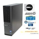 Đồng Bộ Dell Optiplex 9010 Core I7 3770 4G 500G Hang Nhập Khẩu Đen Dell Chiết Khấu 40