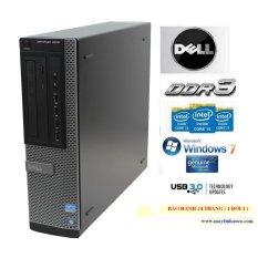 Bán Đồng Bộ Dell Optiplex 9010 Core I7 3770 4G 500G Hang Nhập Khẩu Đen Dell Nguyên