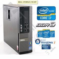 Mua Đồng Bộ Dell Optiplex 990 Corei3 Hang Nhập Khẩu Rẻ Trong Hà Nội