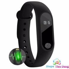 Hình ảnh đồng hồ đeo tay đo nhịp tim - Vòng đeo tay thông minh cao cấp, đa năng, Kết nối Bluetooth, Giá siêu khủng, BH 1 đổi 1 bởi Shope Tien Dung